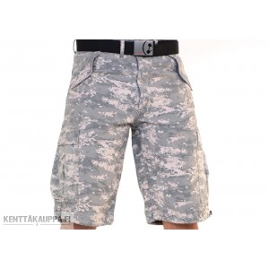 Ascent Cargo shortsit, Digital Camo